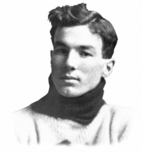 Art Ross, former general manager of the Boston Bruins and innovator of the game.
